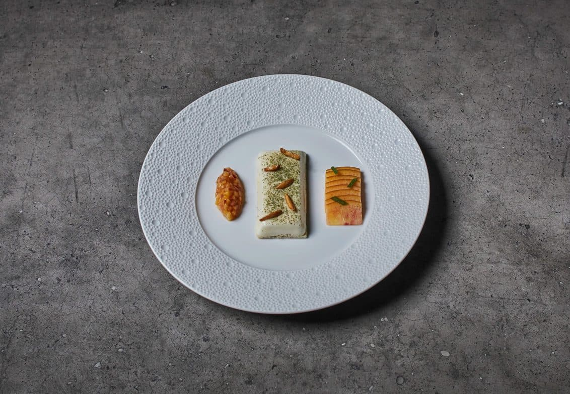 Neues Menü, Restaurant Cell Berlin