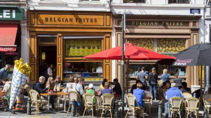 Restaurants öffnen Wieder